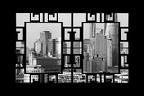 China 10MKm2 Collection - Asian Window - Shanghai Cityscape Photographic Print by Philippe Hugonnard
