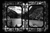 China 10MKm2 Collection - Asian Window - Great View of Lake in the Jiuzhaigou National Park Photographic Print by Philippe Hugonnard