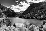 China 10MKm2 Collection - Beautiful Lake in the Jiuzhaigou National Park Photographic Print by Philippe Hugonnard