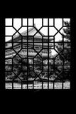 China 10MKm2 Collection - Asian Window - Temple Xi'an Photographic Print by Philippe Hugonnard