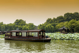 China 10MKm2 Collection - Boat Trip Metal Print by Philippe Hugonnard