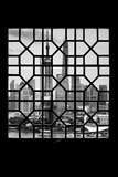 China 10MKm2 Collection - Asian Window - Shanghai Tower Photographic Print by Philippe Hugonnard