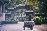China 10MKm2 Collection - Chinese Brazier Metal Print by Philippe Hugonnard