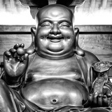 China 10MKm2 Collection - Buddha Photographic Print by Philippe Hugonnard