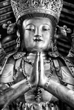 China 10MKm2 Collection - Golden Buddha Photographic Print by Philippe Hugonnard