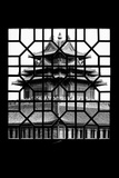 China 10MKm2 Collection - Asian Window - Watchtower - Forbidden City Photographic Print by Philippe Hugonnard