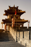 China 10MKm2 Collection - City Walls at sunset - Xi'an City Photographic Print by Philippe Hugonnard