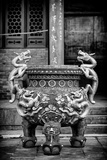 China 10MKm2 Collection - Dragons Incense Photographic Print by Philippe Hugonnard