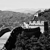 China 10MKm2 Collection - Great Wall of China Lámina fotográfica por Philippe Hugonnard