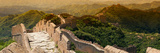 China 10MKm2 Collection - Great Wall of China Fotoprint van Philippe Hugonnard