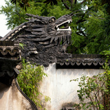 China 10MKm2 Collection - Chinese Dragon Head Photographic Print by Philippe Hugonnard