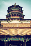 China 10MKm2 Collection - Summer Palace Temple Photographic Print by Philippe Hugonnard