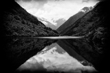 China 10MKm2 Collection - Rhinoceros Lake - Jiuzhaigou National Park Photographic Print by Philippe Hugonnard