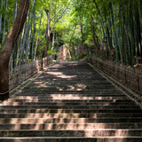 China 10MKm2 Collection - Stairs Photographic Print by Philippe Hugonnard