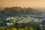 China 10MKm2 Collection - Guilin National Park Photographic Print by Philippe Hugonnard