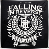 Falling In Reverse- Lost Vegas Banner Poster