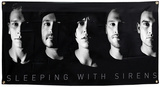 Sleeping With Sirens- Photo Cover Banner Posters
