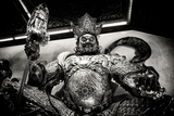China 10MKm2 Collection - Guardian of the Temple Photographic Print by Philippe Hugonnard