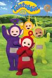 Teletubbies- Group Cheer Affischer