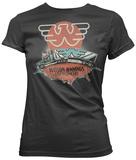 Women's: Waylon Jennings- Live in Concert Shirts