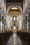 Interior of St Annes Cathedral, Belfast, Northern Ireland, 2010 Photographic Print by Peter Thompson