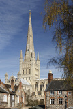 Norwich Cathedral, Norfolk, 2010 Photographic Print by Peter Thompson