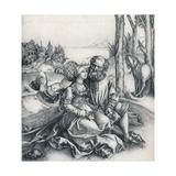 The Offer of Love, 1495 Giclee Print by Albrecht Dürer