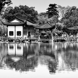 China 10MKm2 Collection - Temple Reflections Photographic Print by Philippe Hugonnard