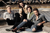 One Direction- Rooftop Coolness Plakaty