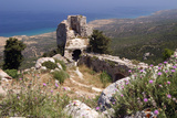 Kantara Castle, North Cyprus Photographic Print by Peter Thompson