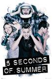 5 Seconds Of Summer- Headache - Poster