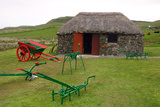 Museum of Island Life, Kilmuir, Isle of Skye, Highland, Scotland Photographic Print by Peter Thompson
