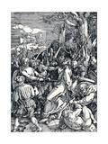 Christ Taken Captive, 1510 Giclee Print by Albrecht Dürer