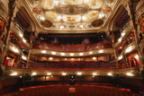 Interior of the Grand Opera House, Belfast, Northern Ireland, 2010 Photographic Print by Peter Thompson
