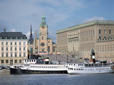 Royal Palace, Stockholm, Sweden Photographic Print by Peter Thompson