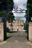 Headquarters of the Royal Highland Regiment, Perth, Scotland Photographic Print by Peter Thompson