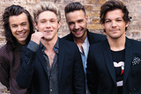 One Direction- Wall Flare Kunstdrucke