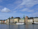 Gamla Stan, Stockholm, Sweden Photographic Print by Peter Thompson