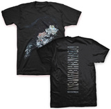 New Bermuda- Deafheaven Cover Art (Front/Back) T-shirts