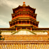 China 10MKm2 Collection - Summer Palace Temple - Beijing Photographic Print by Philippe Hugonnard