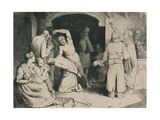 The Scourging of Faithful, C1916 Giclee Print by William Strang