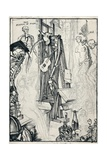 The Cartoonist - Stage Iv, C1920 Giclee Print by Edmund Joseph Sullivan