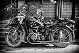 China 10MKm2 Collection - Motorcycle Five Stars Photographic Print by Philippe Hugonnard