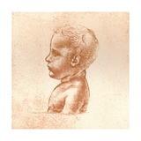 Bust of a Boy, C1472-C1519 (1883) Giclee Print by  Leonardo da Vinci