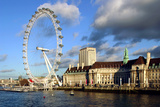 The London Eye, London Photographic Print by Peter Thompson