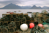 Cuillin Hills from Elgol, Isle of Skye, Highland, Scotland Photographic Print by Peter Thompson