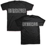 New Bermuda- Deafheaven Logo (Front/Back) Tshirts