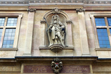 Charles II on Custom House, Kings Lynn, Norfolk Photographic Print by Peter Thompson