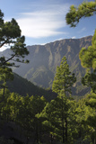 Parque Nacional De La Caldera De Taburiente, La Palma, Canary Islands, Spain, 2009 Photographic Print by Peter Thompson