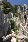St Hilarion Castle, North Cyprus Photographic Print by Peter Thompson